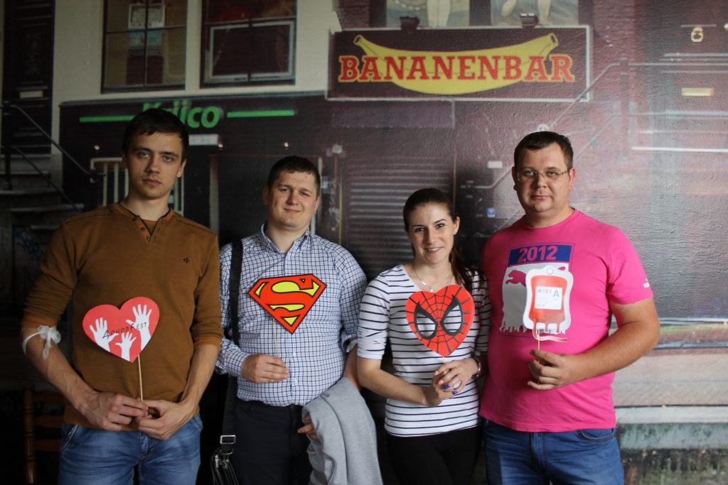 Чотири донори Фонд РІА